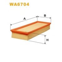 Hengst E393l Hava Filtre - Marka: Vw - P.Classıc - Yıl: 01-02 - Motor: Aft