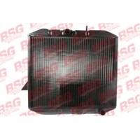 Bsg 60520008 Radyatör - Marka: Mercedes - Md.814,817K - Yıl: 86-94
