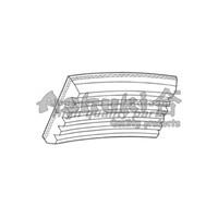 Contitech 6Pk1805 Vantılatör Kayısı - Marka: Opel - Frontera B - Yıl: 99-04