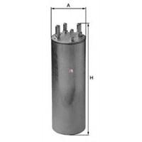 Hengst H207wk02 Yakıt Filtre - Marka: Vw - T5 - Yıl: 04-10 - Motor: Axb Axd