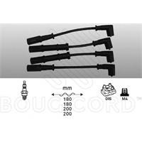 Duduco 7911 Bujı Kablo Tk. Albea 1.4I 8V (Tıcarı) 05=>