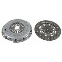 Sachsd 3000970002. Debrıyaj Setı (Baskı+Dısk) Focus-C-Max-Mazda 3-C30-S40-V50 1.6Tdcı 04> (Hhda/B) 3000 970 002
