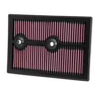 K&N 333004 Audı A3 Kutu İçi Hava Filtresi