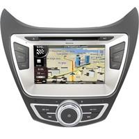 Necvox Hyundai Elantra 2012 Multimedya Sistemleri