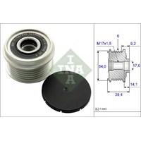 Ina 535015110 Alternatör Gergi Rulmanı Doblo-Fıorıno-Punto-Palıo 1.3Jtd-Combo-Corsa C-D-Merıva 1.0-1.2-1.3Cdtı