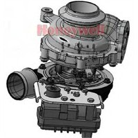 Garet 7535465023S Turbo Komple Land Rover Freelander 2.2 T4 4X4 06=> 156 Ps (224Dt)
