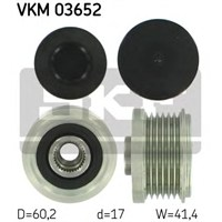 Dwa Akb 013 Alternator Kasnagı Bılyalı Volvo (991013)