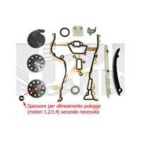 Dogru 1010 Zıncır Gergı Paletı Astra H/G-Corsa C/D (X12xe)