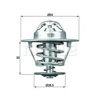 Unuvar 9110-2 Termostat P206 1.4I-1.6I-2.0I-1.9D-2.0Hdı 98=>
