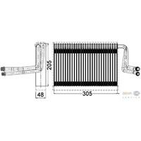 Valeo 818201 Marka: Bmw - E81-82-87-88-90-91-92-93-X1-X3 - Yıl: 06-11 - Evaporatör - Motor: