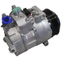 Behr 8Fk351110931 Klima Kompresörü - Marka: Ml - W204-207-212-218 - Yıl: 09- - Motor: