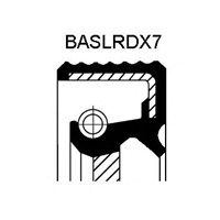 Elrıng 257400 Marka: Bmw - E81/82/87/88/90/91/92/93/60/61/X1/X3/46 - Yıl: 00- - Ön Grank Keçe (65X75x9) - Motor: N40-42-45-46-N52-53