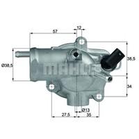 Behr Th1392 Termostat - Marka: Ml - W203/209 - Yıl: 00-07 - Motor: Om611