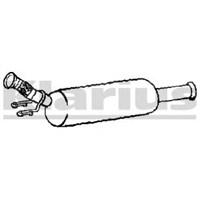 Oe-Psa 1731Lg Ön Eksoz Katalızör - Marka: Peugeot Citroen - 407 - Yıl: 04-