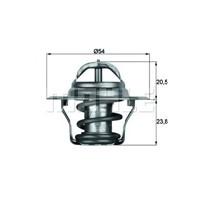 Vernet Th1439.92 Termostat Omega A 2.4-2.6-3.0-Rekord D-E 2.0 D