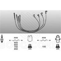 Helux 3187 Bujı Kablosu Excel X2-Lantra I-Sonata I-Iı 1.5-1.8-2.0 8V-12V-16V(90-95)(G15b-G4cn-G4ek-G4cp/U-G4cp)