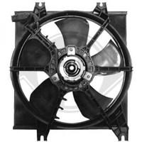 Gva 7591003 Fan Motoru Accent 1.3-1.5-1.6 (00-05) (12V / 84W / Cap:320Mm) (Ac+Klımasız)