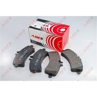 Autotech 283-200 Arka Balata Crafter 30-35 Otobus 2.5Tdı 04/06=>11=>-Sprınter 6.06=>11=>