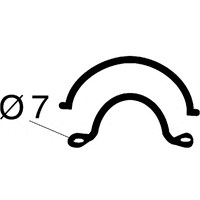 Corteco 016300H (82916300) Yağ Karter Contası Clıo I-Iı-Mgn I-Kng 1.4 97=>