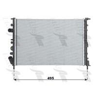 Kale Radyatör 0514172Al Radyator Su 2 Sıra Al / Pl ( Renault : Megane 1.6 )