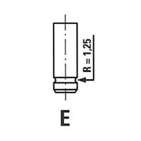 Gunes 4629-4630 Subap Emme+Eksoz R11 Flash 1700-R21 Mngr 8V (In-4/Ex-4)