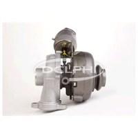Gts 1534205005 Turbo Komple P206-P207-P307-P308-P407-Partner-Berlın-C3-C4-Scudu-Focus-Cmax 1.6 Hdı(110Ps)(135983420