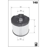 Eurofil Eff290650 Mazot Fıltresı Ekolojık ( Peugeot : 405 / 406 )