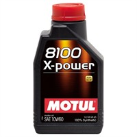 Motul 8100 X-Power 10W-60 1 Litre