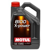 Motul 8100 X-Power 10W-60 4 Litre