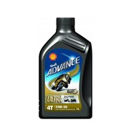Shell Advance 4T Ultra 15W50 1 Litre