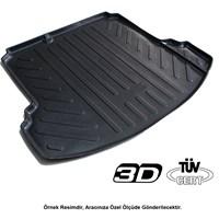 ByLizard Hyundai i30 3D Bagaj Havuz Paspası (Kalın Stepne) 2012/üzeri
