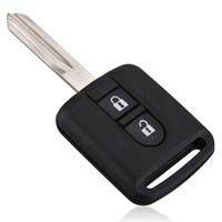 Gsk Nissan Micra Anahtar Kabı 2 Tuş