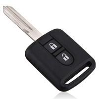 Gsk Nissan Note Anahtar Kabı 2 Tuş
