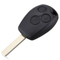 Gsk Renault Kango Anahtar Kabı 3 Tuş ( Pantograf Uçlu )