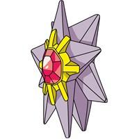 Pokemon Starmine Sticker