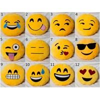 Emoji Boyun Yastığı Sarı No:2 Çap:25Cm 250Gr