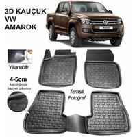 3D Kauçuk Volkswagen Amarok