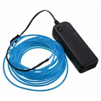 Tsc 1 Metre Fitilli Neon Kablo Şerit Led 12 Volt