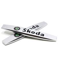 Modacar Metal Skoda Racing Yazı 104677