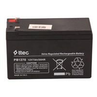 Ttec Plus Fp1270 12V 7Ah-20Hr Bakımsız Akü