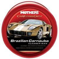 Mothers® California Gold® Brezilya Carnauba Temizleyici Cila (Katı) 340 G