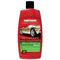 Mothers® California Gold® Mikro-Parlatıcı Film Cila - 2. Adım 473 Ml