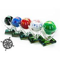Compass Ball Siyah Spor Pusula