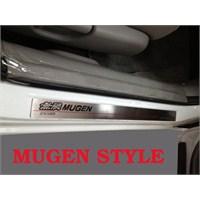 Honda Civic 2012 sonrası Mugen Kapı eşiği Takımı 16631