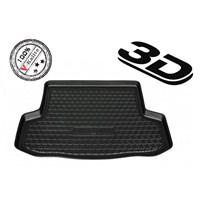 L.Locker Ford Fiesta 2009 Sonrası 3D Bagaj Havuzu