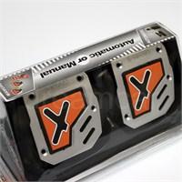 Dreamcar X-Type Pedal Seti Turuncu 4503103