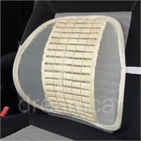 Dreamcar Bambu Terletmez Ortopedik Bel Destekleme Filesi Bej 3602503