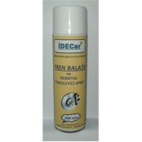 İDECar Fren Balata ve Debriyaj Temizleyici Sprey 500 ML. ( BRAKE CLEANER )