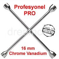 Dreamcar Pro Bijon Anahtarı Chrome Vanadium 16 mm. 60055