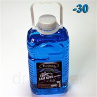 Dreamcar Kalwax Antifrizli Cam Suyu -30 Derece 2,5 lt
